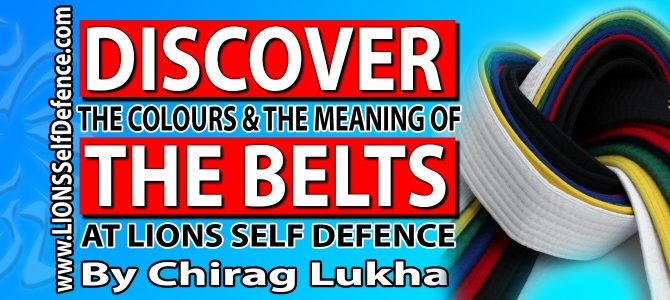 The Belt Colours and their Meaning [2 Min. Read]