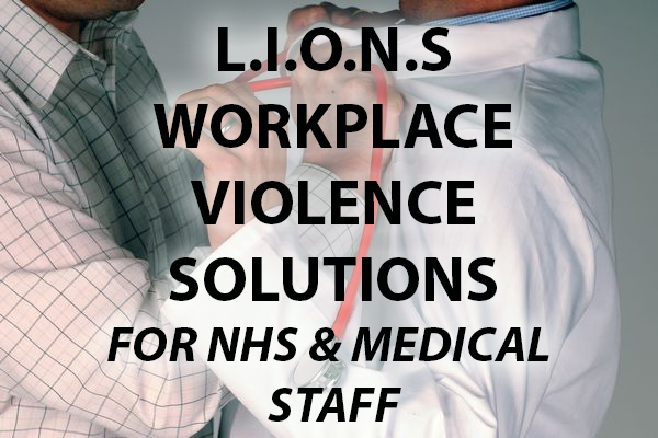 Workplace Violence Solutions for Medical Staff